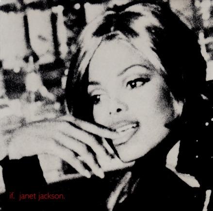 """Janet Jackson, """"If"""""""